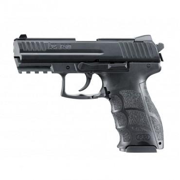 HK P30 Black - Blank Pistol - 9mm PAK - Umarex