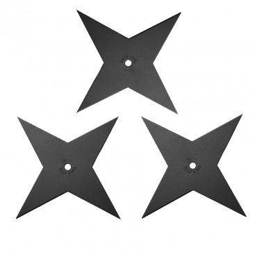 Light Sure Strike - Pack of 3 Shurikens - Cold Steel