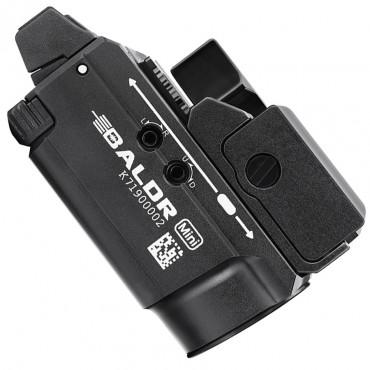 BALDR Mini - Lampe / Laser pour Arme - Olight