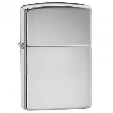 High Polish Chrome - Briquet - Zippo