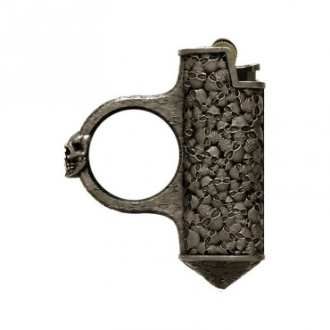 Mini Porte Briquet - Bague d'Amour - 2 Saints Tactical