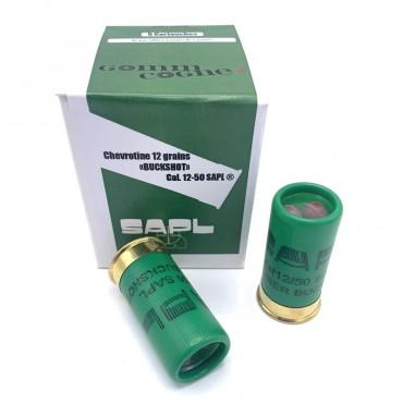 5 Mini Gomm-Cogne Chevrotine 12-50 - SAPL