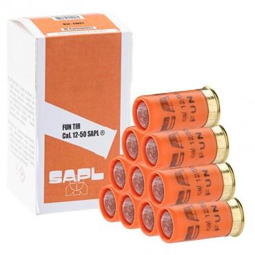 Boite de 10 x FUN TIR cal. 12/50 pour Gomm-Cogne - SAPL