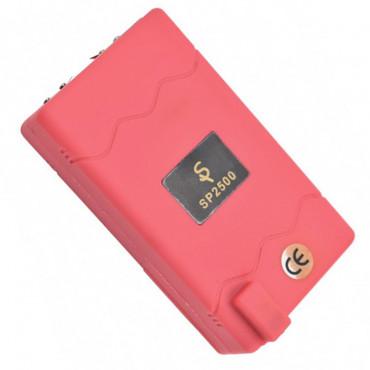 Shocker SP2500 Rose - Piranha